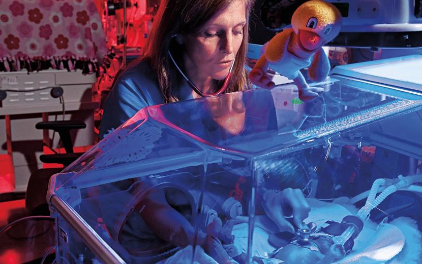 Translating NICU Research Into Better Newborn Care