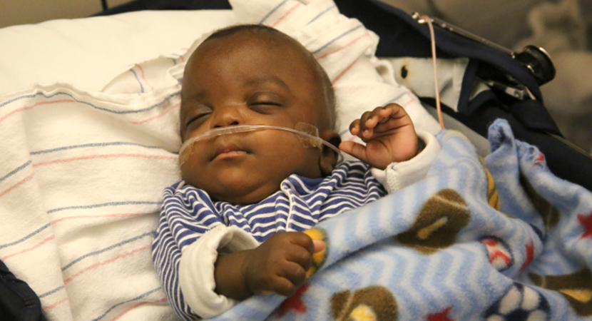 One Month Home: NICU Family Grateful for Compassionate Care