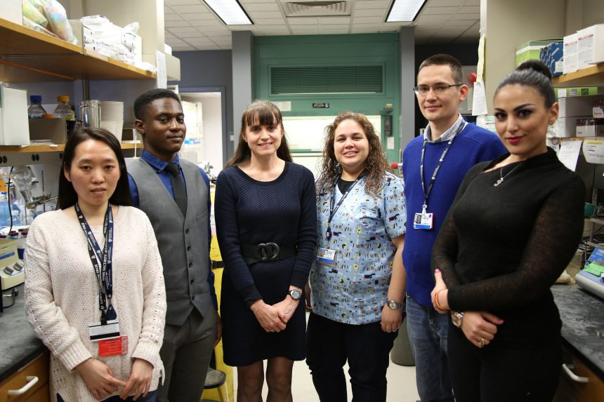 Pulmonary Researchers Ready for Move into New Space