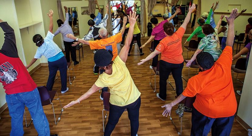 Enhancing Seniors' Wellbeing