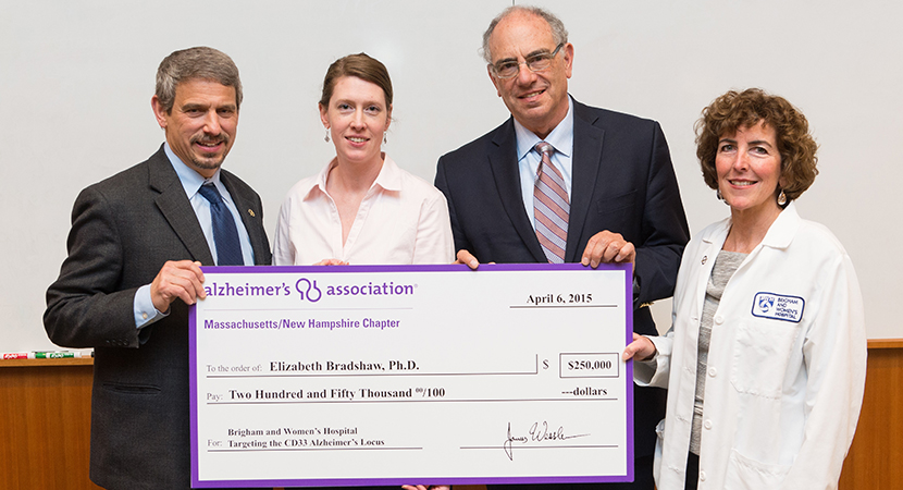 Alzheimer's Association Sustains Critical Research