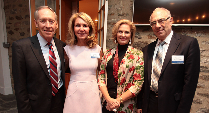 Ann Romney Center Gains Strong Advocate