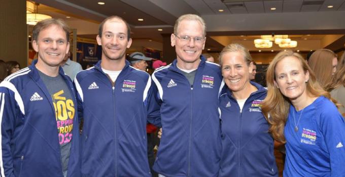 BWH Stepping Strong<br/>Marathon Team