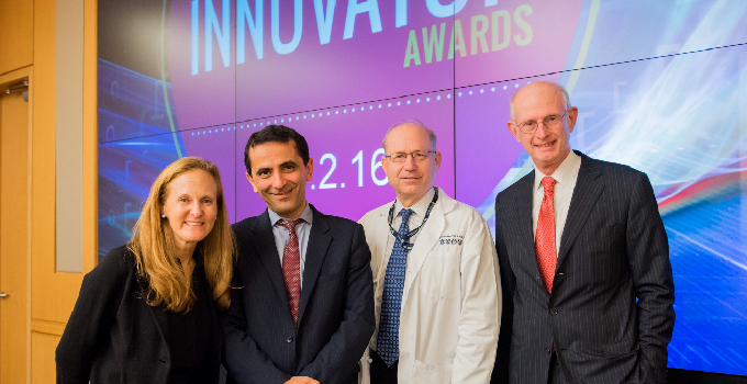 Stepping Strong Innovator Awards